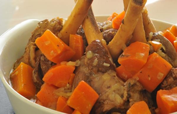 تورلى الجزر بالبقوليات مع لحم الضأن - وصفات أكل عربيه