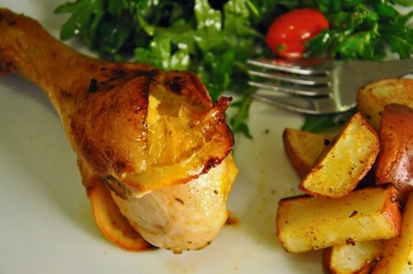 دجاج بالكارى والفلفل الأحمر الحريف - وصفات أكل عربيه