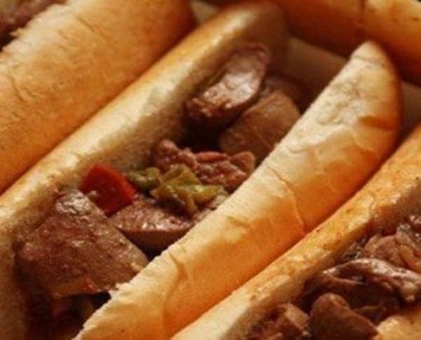ساندويتشات الكبدة الشهية - وصفات أكل عربيه