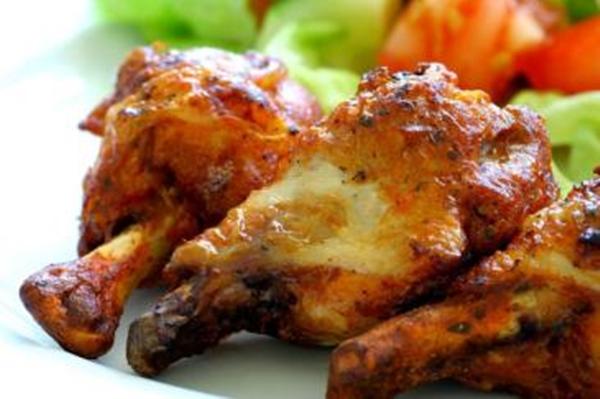 """ألذ طعم للدجاج المشوى """"من المطبخ الأمريكى"""" - وصفات أكل عربيه"""