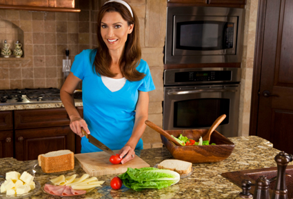 نصائح رائعة للحصول على وجبات صحية قليلة الدهون - وصفات أكل عربيه