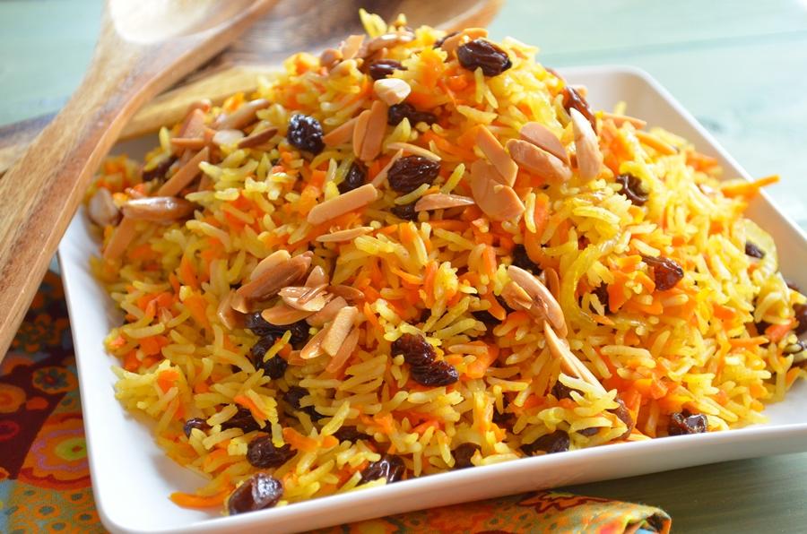 الأرز الخليجى بالخلطة