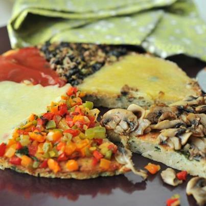 البيتزا الشهية بأكثر من طعم مختلف - وصفات أكل عربيه