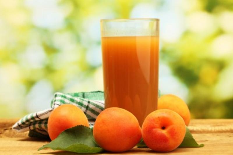 طريقة عمل عصير قمر الدين والبرتقال