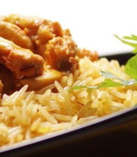 الأرز المفلفل بالخلطة وصدور الدجاج - وصفات أكل عربيه