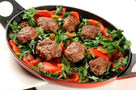 كفتة اللحم بالبقدونس والبقسماط - وصفات أكل عربيه