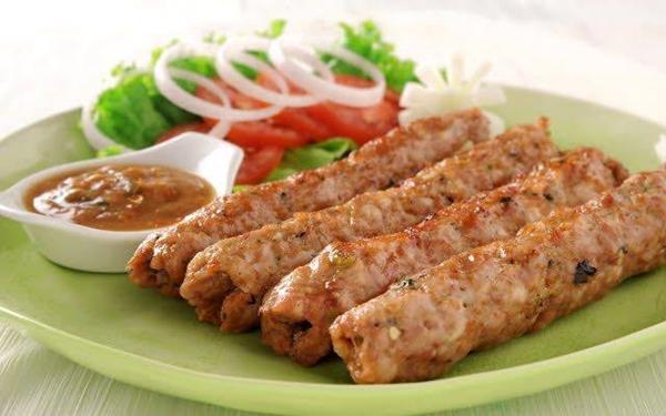 كفتة الدجاج المحشية بالمشروم والجبن - وصفات أكل عربيه