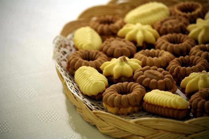 بيتى فور العيد بالكاكاو - وصفات أكل عربيه
