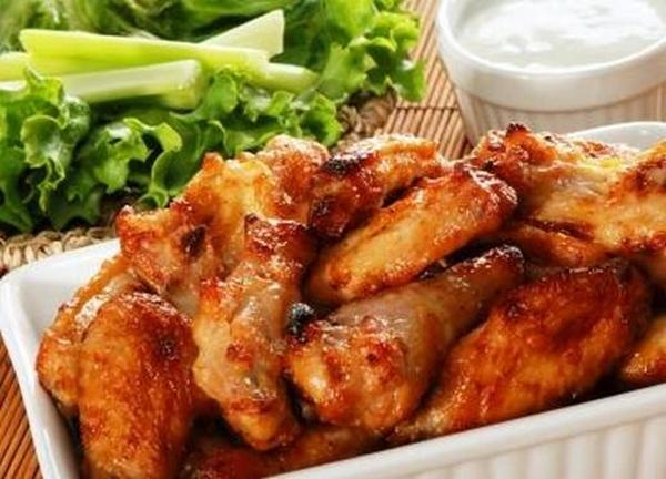 أجنحة الدجاج بالفيجيتار - وصفات أكل عربيه
