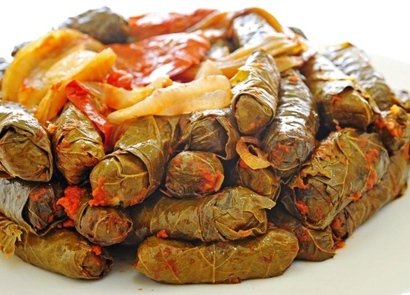 نصائح رائعة لحفظ ورق العنب وطهيه - وصفات أكل عربيه
