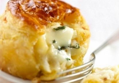 فطيرة الجبنة والبقدونس الساخنة - وصفات أكل عربيه