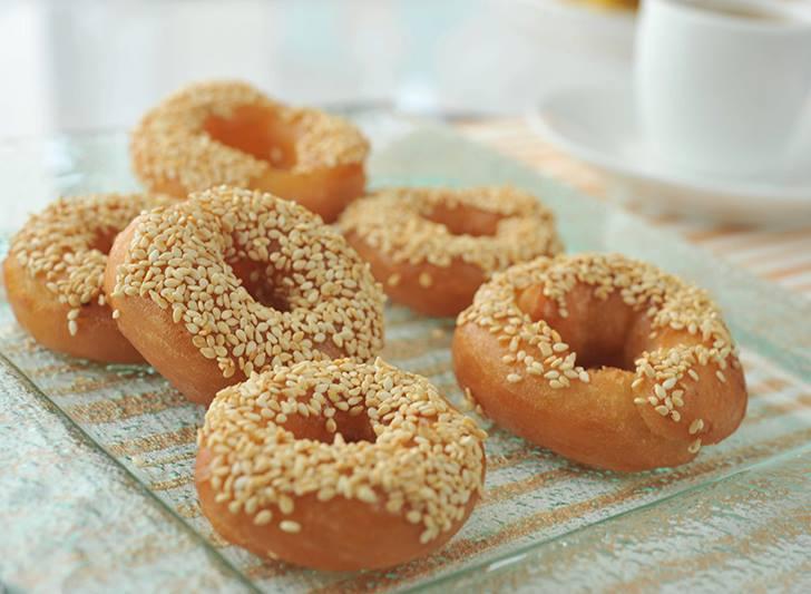 دوائر الحلوى بالعسل والبرتقال - وصفات أكل عربيه
