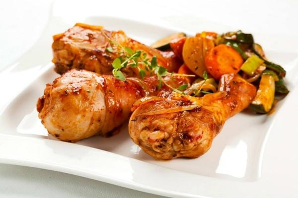 قطع الدجاج بالزبادى والزعتر للدايت - وصفات أكل عربيه