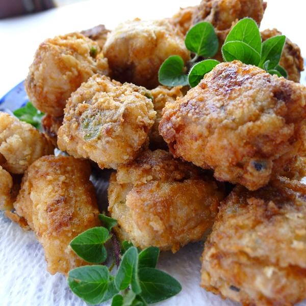 سمك مقلى متبل بالثوم والبابريكا - وصفات أكل عربيه