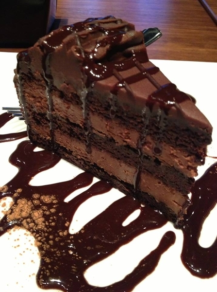 كيكة الكاكاو بقطع الشيكولاة - وصفات أكل عربيه