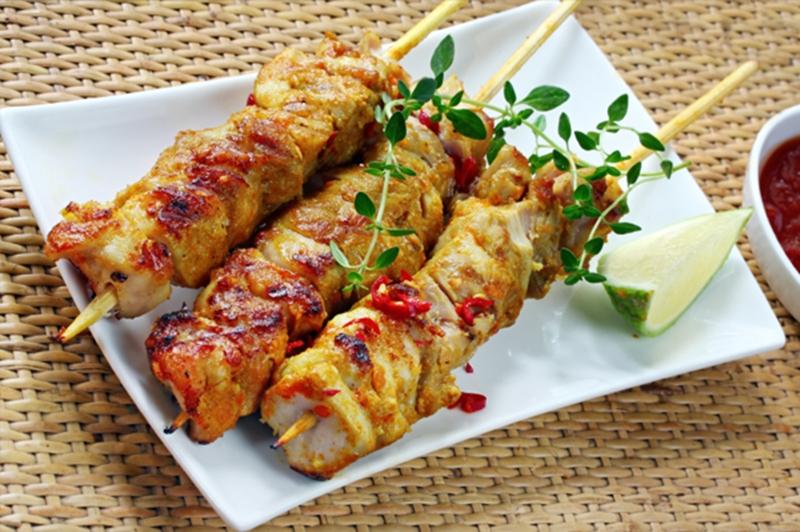 صدور الدجاج المشوية بالتتبيلة السرية - وصفات أكل عربيه