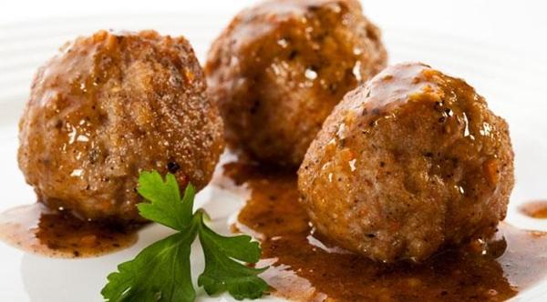 كُرات اللحم على الطريقة الشامية - وصفات أكل عربيه