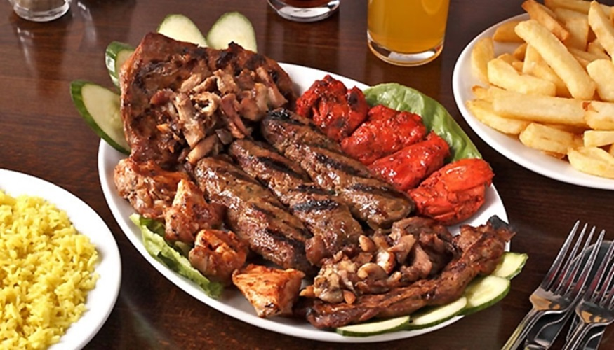 أنواع المشويات الشهية على الفحم - وصفات أكل عربيه