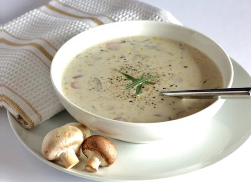 شوربة الكريمة الشهية بطريقة سهلة جدا - وصفات أكل عربيه