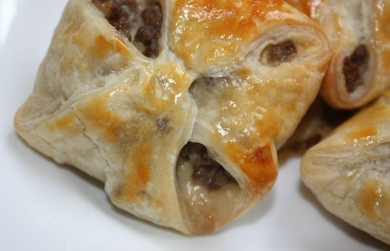 فطائر لذيذة باللحم المفروم - وصفات أكل عربيه