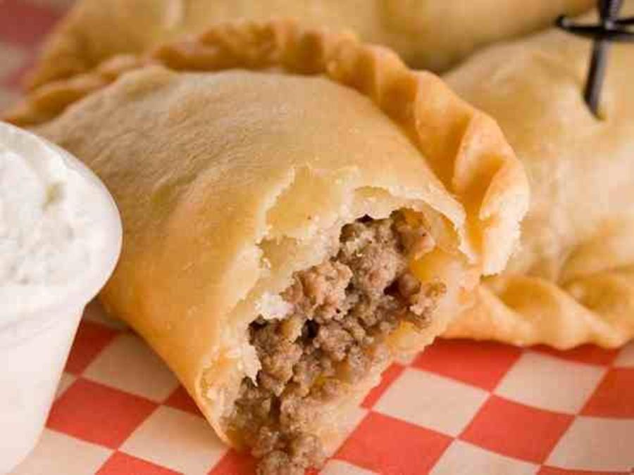 نقانق السمبوسك باللحم المفروم - وصفات أكل عربيه