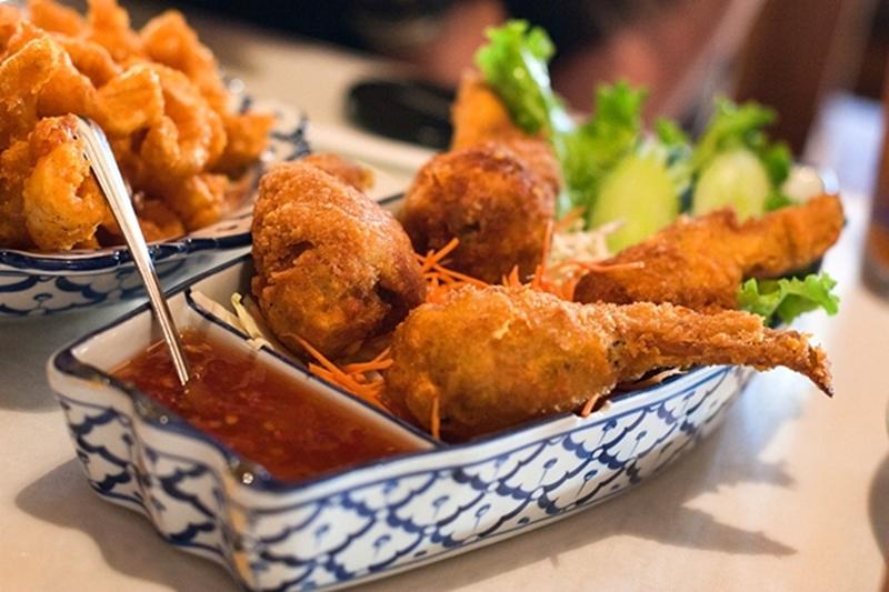 نقانق الأجنحة المحشية - وصفات أكل عربيه